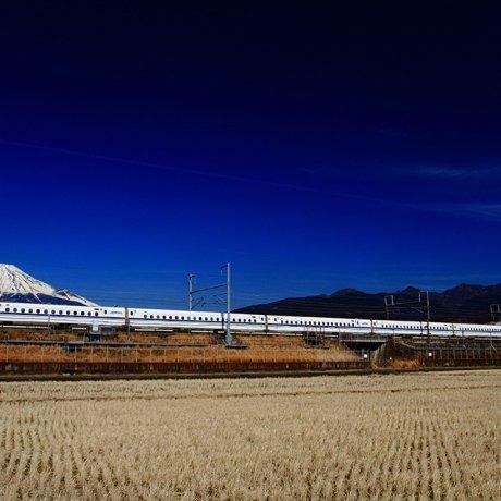 Easy Getaways between Tokyo and Kansai