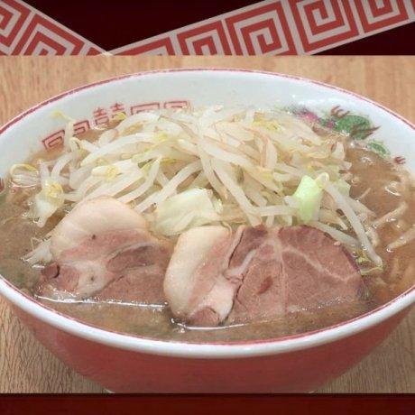 Roasted Pork Ramen in Tokyo