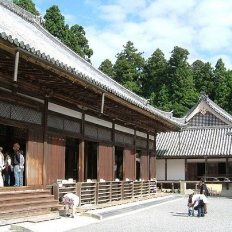 Matsushima Temple Hall Reopened