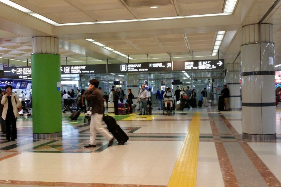 Narita Express vs Skyliner