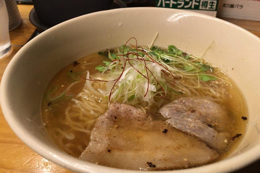 Mengekijo Genei Ramen in Fukuoka
