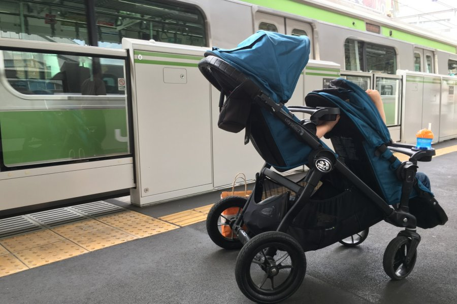 Traversing Subways with a Stroller