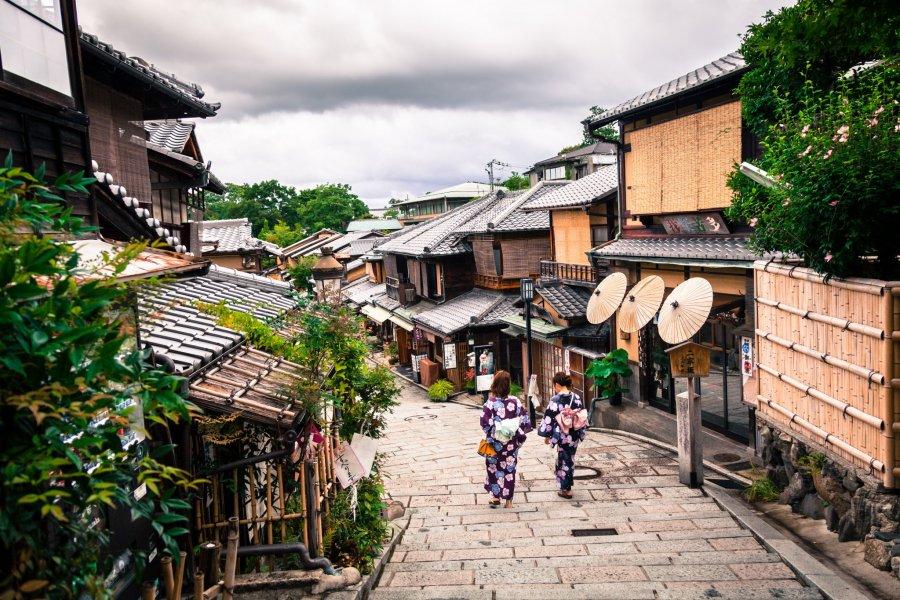 A Day in Higashiyama