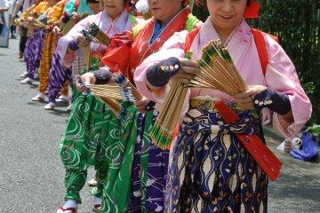 Ryogoku Nigiwai Festival