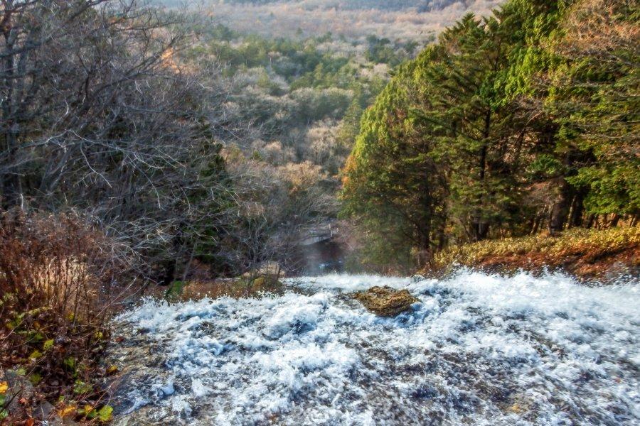 Nikko's Yudaki Falls