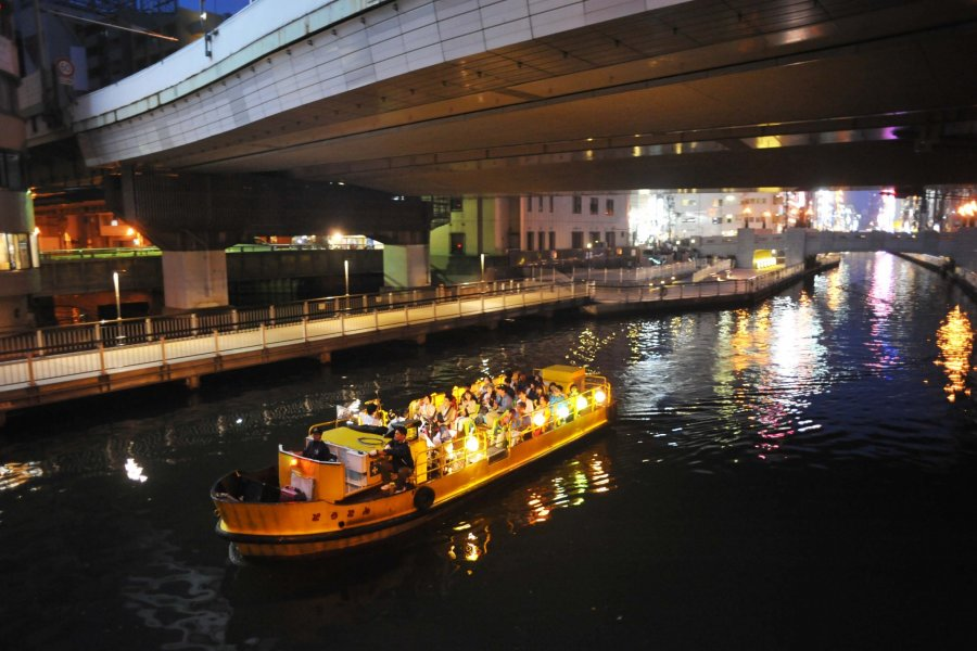 Tombori River Jazz Boat