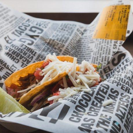 Mexican Food at Guzman y Gomez