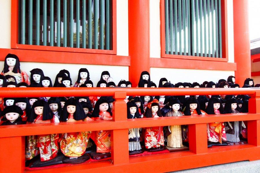 Awashima Jinja Shrine