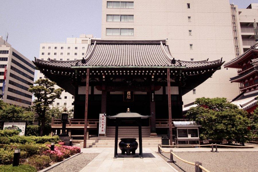 Taiyuji Temple
