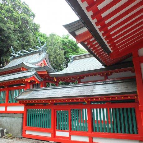 Brilliant Asuka Shrine, Shingu