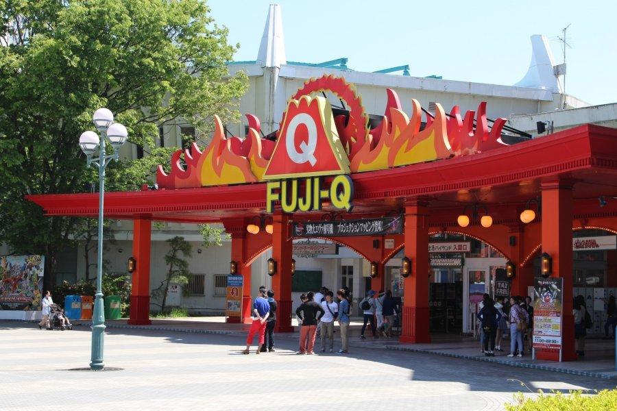 Fuji-Q New Attractions
