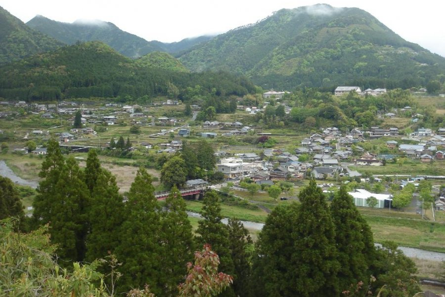 Kumano Kodo Overnight-Stay in Chikatsuyu-oji