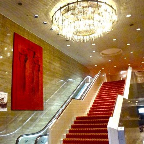 The Italia Ken Hotel in Niigata