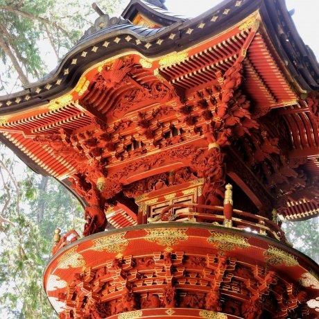 Mitsumine Shrine in Chichibu