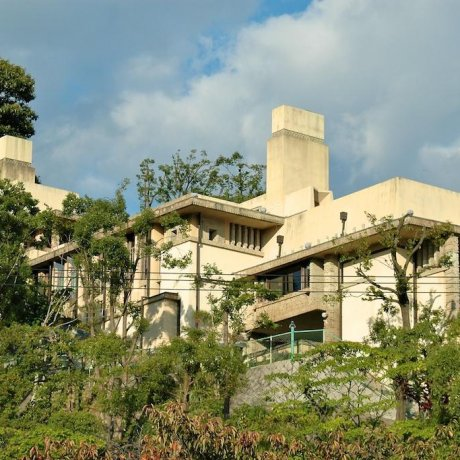 American Architecture in Ashiya