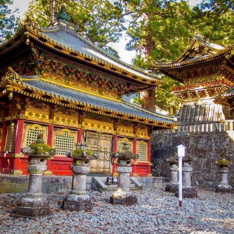 Nikko's Toshogu Shrine