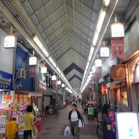 A Guide to Osaka's Shotengai