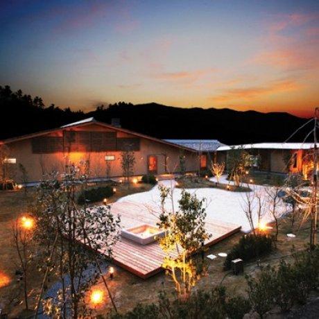 Kameoka Keburikawa Onsen Resort
