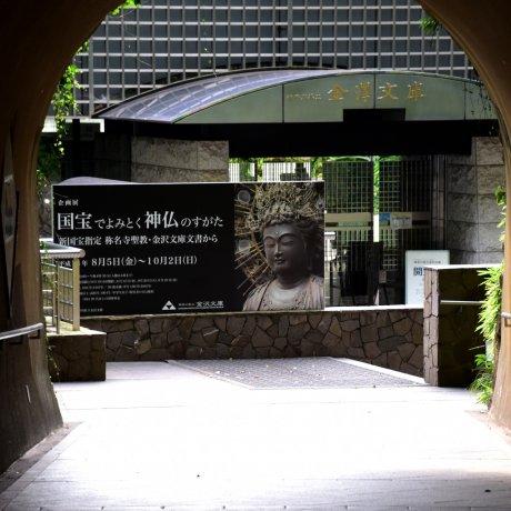 Kanazawa Bunko, A Samurai's Library