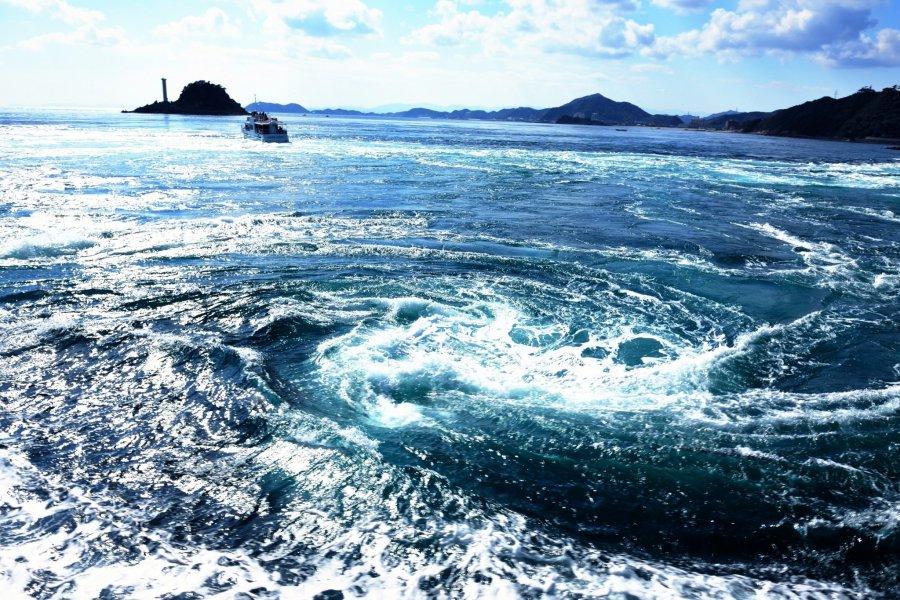 Naruto Whirlpool Boat Trip