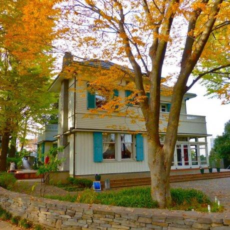 The Ehrismann Residence