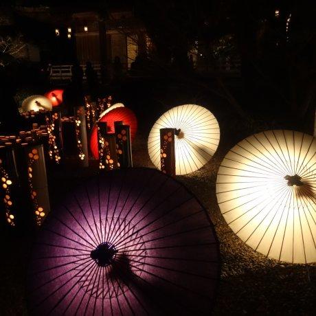 Yamaga Winter Lantern Festival