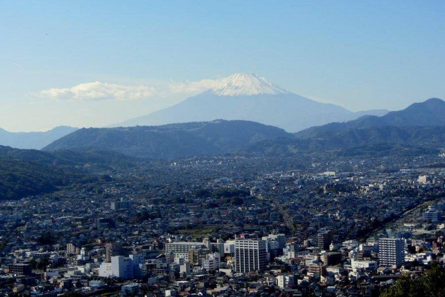 An Easy Day Hike: Mt. Kobo, Part II