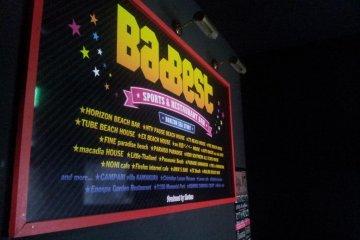 Badbest Sports Bar in Yuzawa