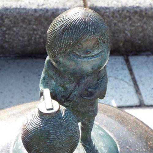 Yokai in Sakaiminato, Tottori