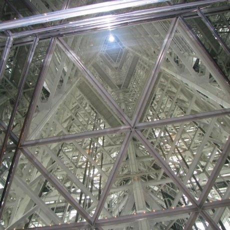 """Fukuoka Tower: """"Godzilla's Tower"""""""