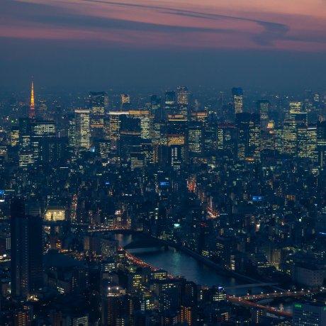 Top Observatories In Tokyo