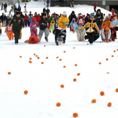 Karurusu Onsen Winter Festival
