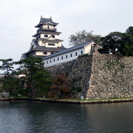Imabari Castle by Day
