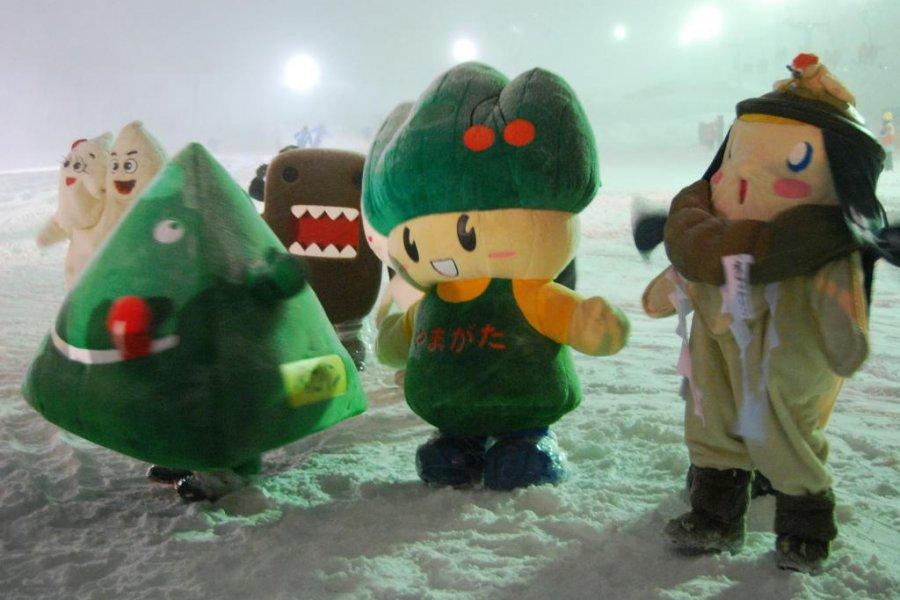 Zao Snow Monster Festival