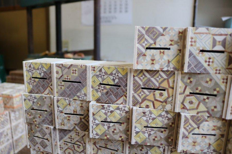 Hakone Yosegi Zaiku Woodcraft