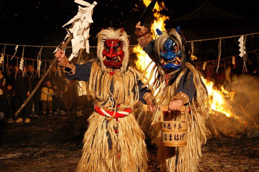 Namahage Sedo Festival