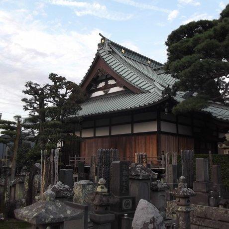 Rensho-ji Temple in Odawara