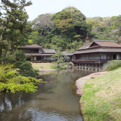 The Historical Sankeien Garden
