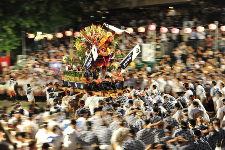 Summer Festivals in Fukuoka