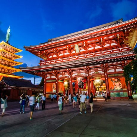 Sensoji Temple - Quick Overview