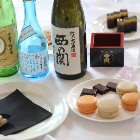 Pairing Sake with Food