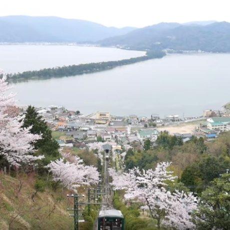 Amanohashidate, Kyoto