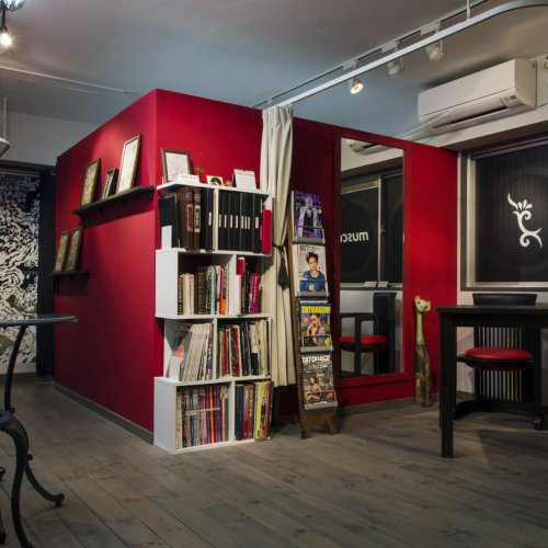 Get Inked at Studio Muscat