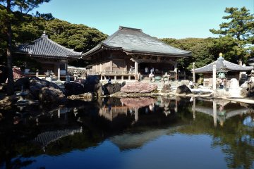 Kongofukuji Temple at Cape Ashizuri