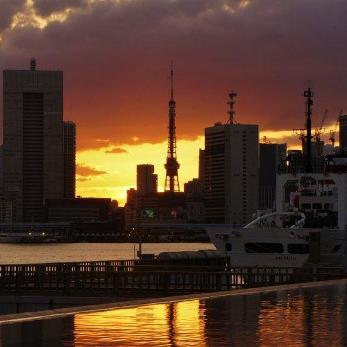 Harumi Passenger Ship Terminal