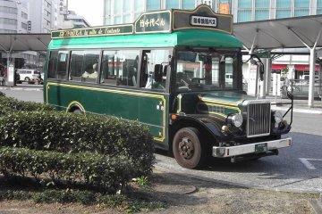 Shizuoka Sunpu Roman Bus