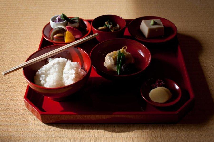 Shigetsu Zen Cuisine, Kyoto