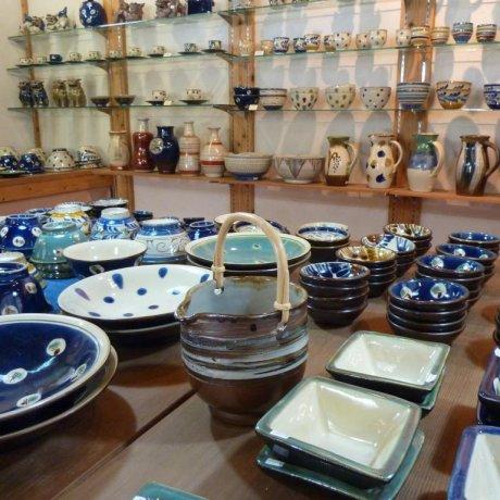 Yomitan Pottery Village