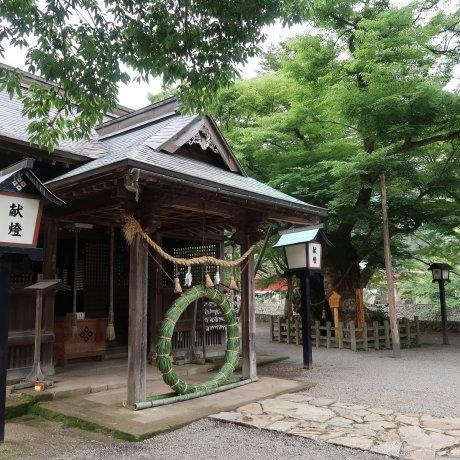 Yasaka Shrine, Tsuwano