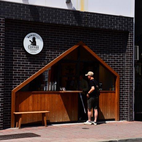 Baristart Coffee, Sapporo